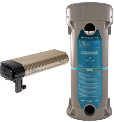 ultraclear ultraviolet, ozone swimming pool systems